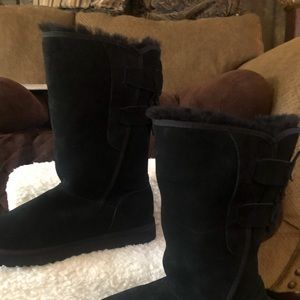 Authentic UGG Bailey Bow Tall Boot